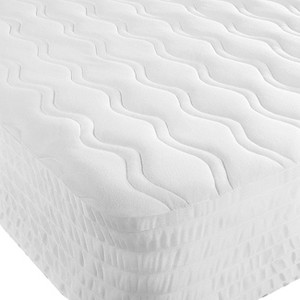 Cotton Top California King Mattress Pad 100 Thread Count