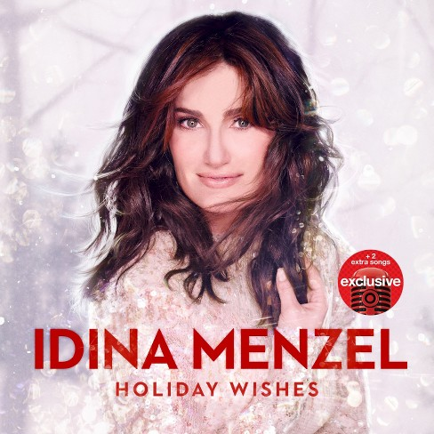Idina Menzel - Holiday Wishes (Deluxe Edition) - Target Exclusive - image 1 of 1