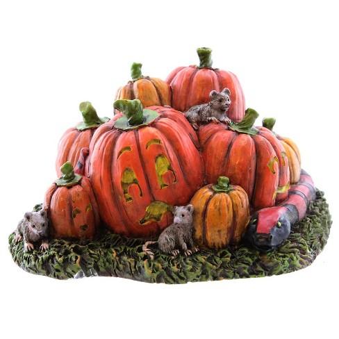 Dept 56 Accessories Creepy Creatures Jacks Halloween Rats Snakes  -  Decorative Figurines - image 1 of 2