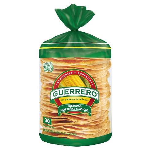 Guerrero Gluten Free Clasicas Tostada - 12.37oz/30ct - image 1 of 3