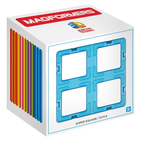 Magformers Super Square Building Set - 12pc - image 1 of 2