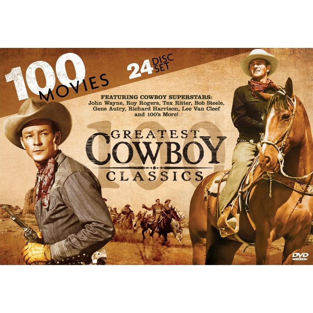 100 Greatest Cowboy Classics [24 Discs]
