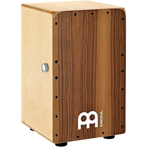 Meinl Snarecraft Series Professional Cajon with Walnut Frontplate - image 1 of 4