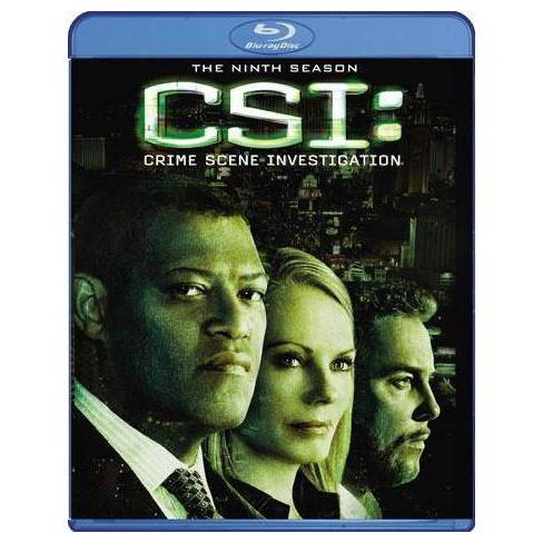 Csi: Crime Scene Investigation - Ninth Season (Blu-ray) - image 1 of 1
