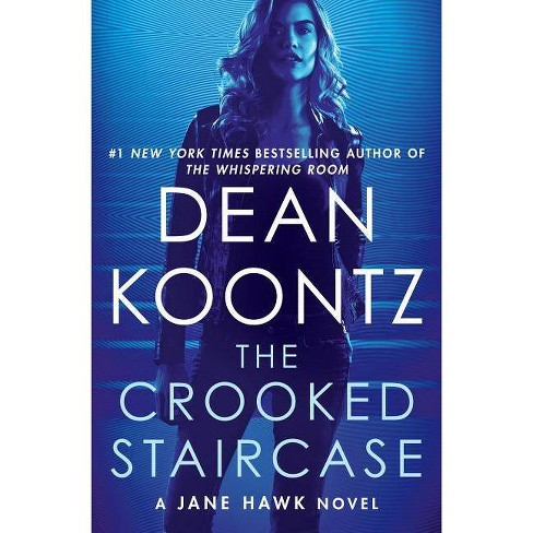 Crooked Staircase -  (Jane Hawk) by Dean R. Koontz (Hardcover) - image 1 of 1