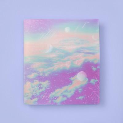"""1"""" Ring Binder Purple - More Than Magic™"""