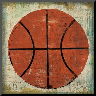 Art.com - Ball II Mounted Print