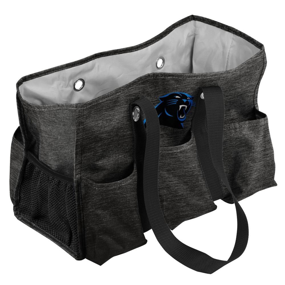 Nfl Carolina Panthers Crosshatch Jr Caddy Backpack