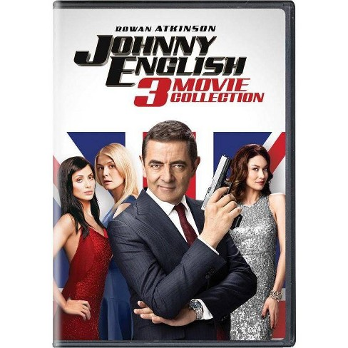Johnny English 3-movie Collection (DVD) - image 1 of 1