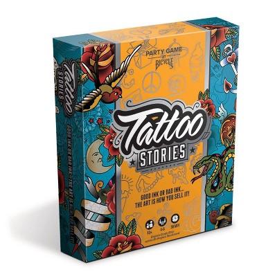 Tattoo Stories Game