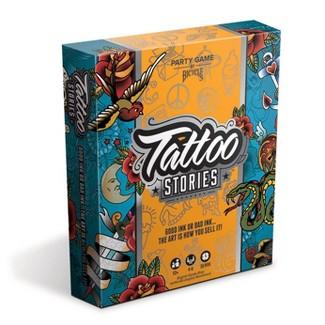 Tattoo Stories Game : Target