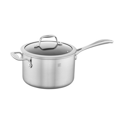ZWILLING Spirit 3-ply Stainless Steel Ceramic Nonstick Saucepan