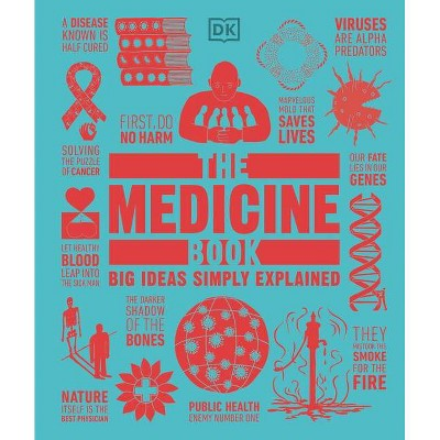 The Medicine Book - (Big Ideas) (Hardcover)