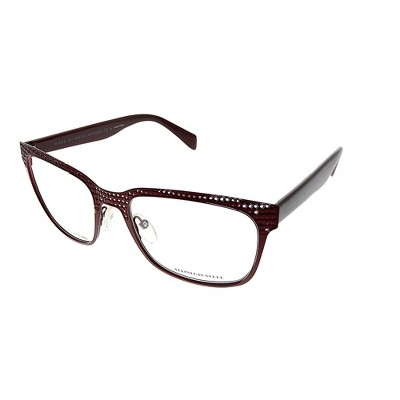 Marc by Marc Jacobs  KUA Unisex Square Eyeglasses Brown Weave 53mm