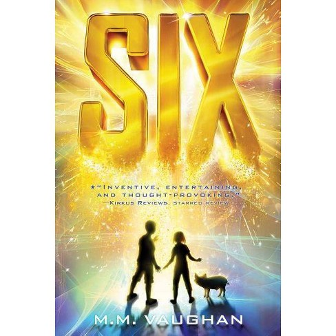 Six - by  M M Vaughan (Paperback) - image 1 of 1