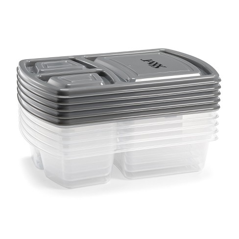 Jaxx Meal Prep Containers - 11pc - image 1 of 2