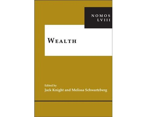 Wealth : Nomos 58 (Hardcover) - image 1 of 1