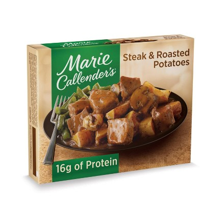 Marie Callender's Frozen Steak and Roasted Potatos - 11.9oz
