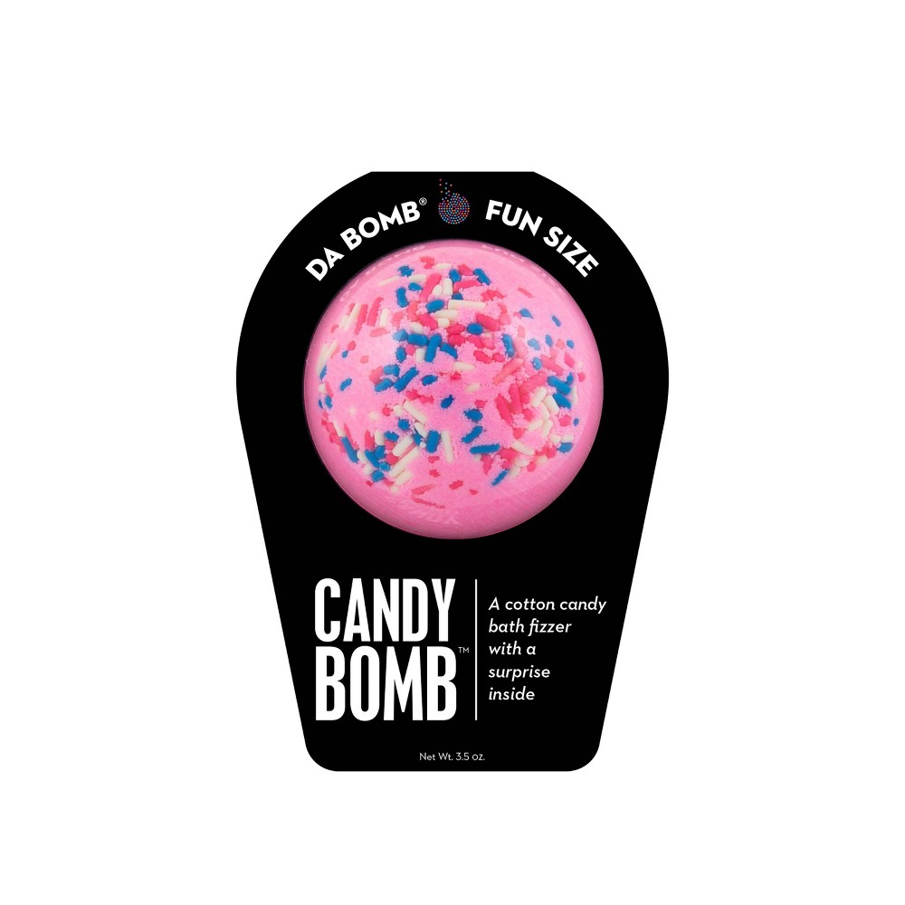 Image of Da Bomb Bath Fizzers Candy Bath Bomb - 3.5oz