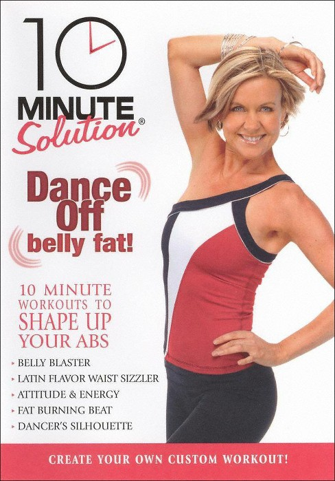 10 Minute Solutions:Dance Off Belly F (DVD) - image 1 of 1