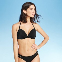 Women's Light Lift Twist-Front Bikini Top - Shade & Shore™