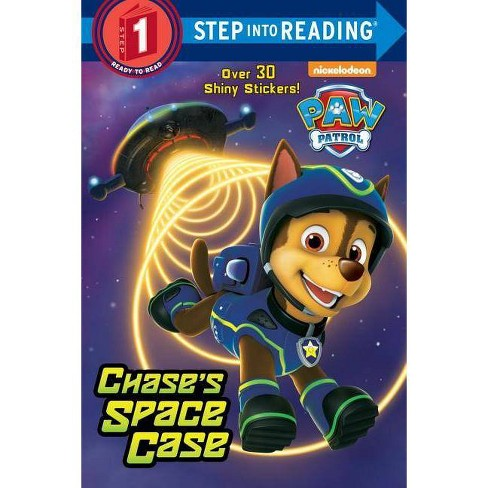 Chase's Space Case ( Step Into Reading, Step 1: Paw Patrol) (Paperback) by Kristen L. Depken - image 1 of 1