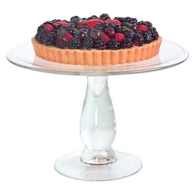Artland Simplicity Cake Stand - Clear