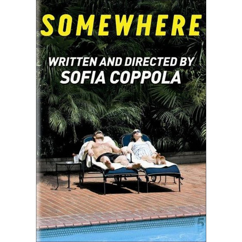 Somewhere (dvd_video), Movies