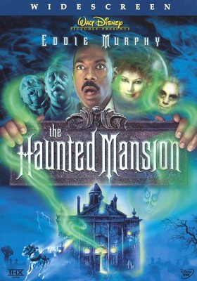 The Haunted Mansion (DVD)