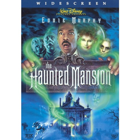 The Haunted Mansion (WS) (dvd_video) - image 1 of 1