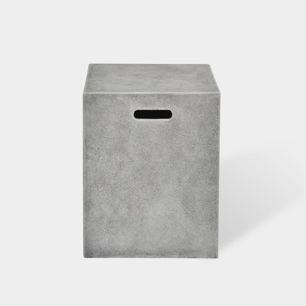 Image of Argent Tank Cover - Gray - Bond