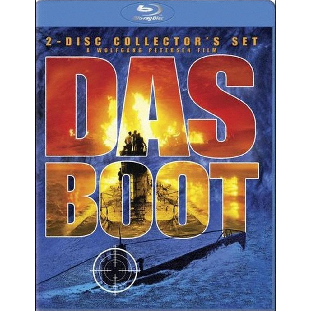 Das Boot (Blu-ray), Movies