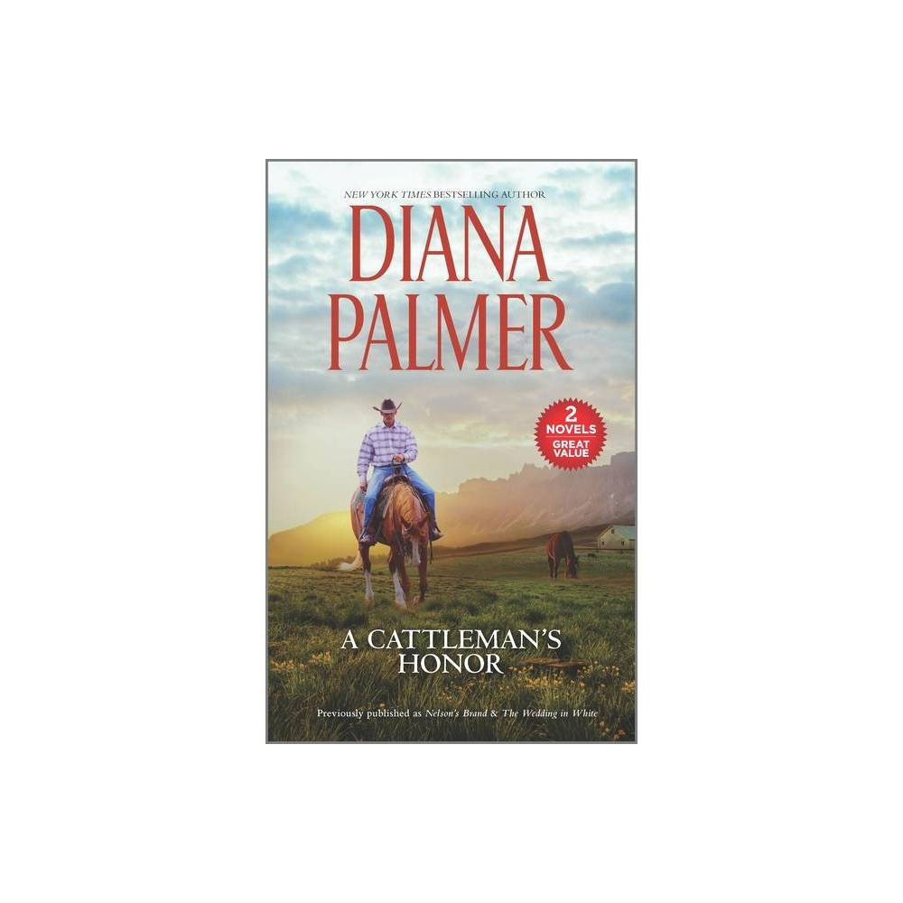 A Cattleman S Honor By Diana Palmer Paperback