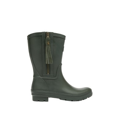 Joules Womens Rosalind Mid Height Wellies With Interchangeable Tassel