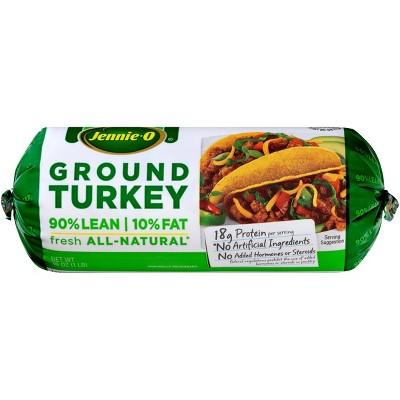 Jennie-O 90/10 Ground Turkey Roll - 1lb