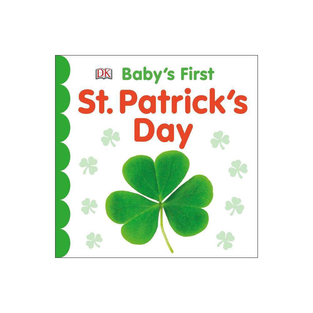 Baby S First St Patrick S Day Baby S First Holidays Board Book