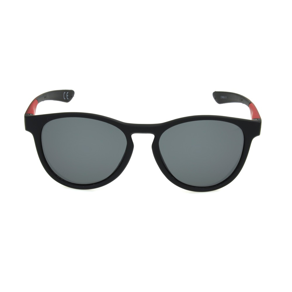 Men's Circle Sunglasses - C9 Champion Black
