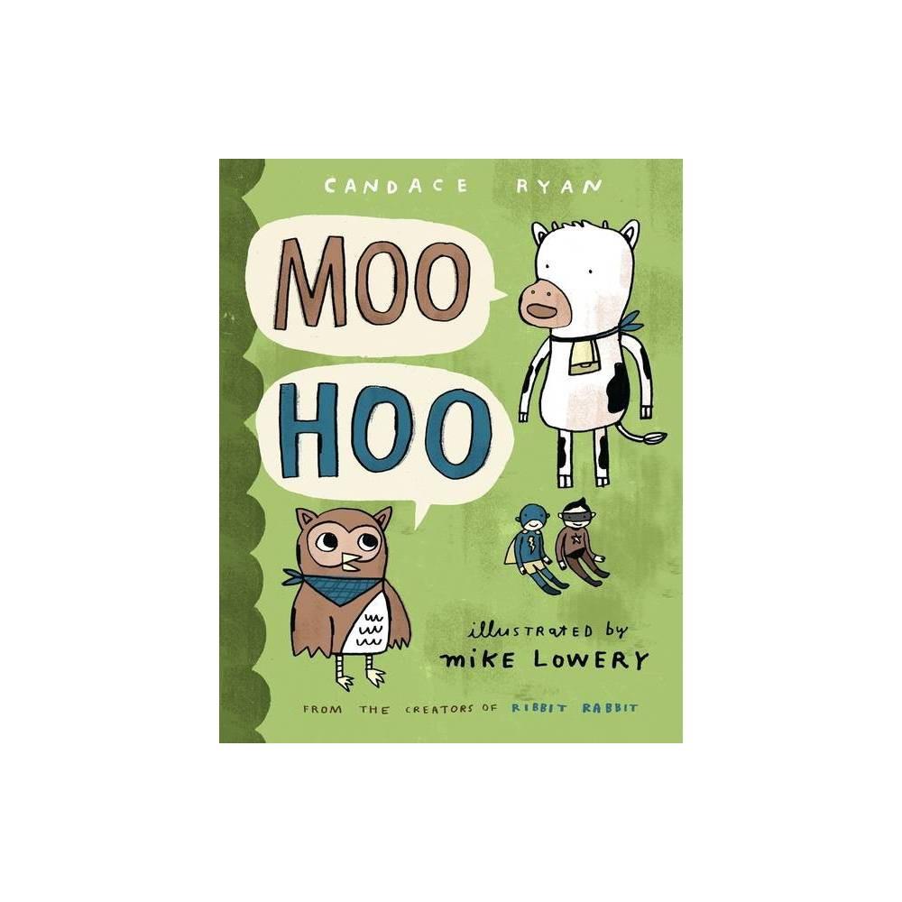 Moo Hoo By Candace Ryan Board Book