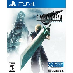 Final Fantasy VII: Remake - PlayStation 4