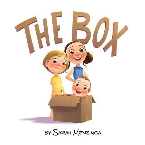 The Box - by  Sarah J Mensinga (Hardcover) - image 1 of 1