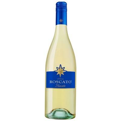 Roscato Moscato White Wine - 750ml Bottle