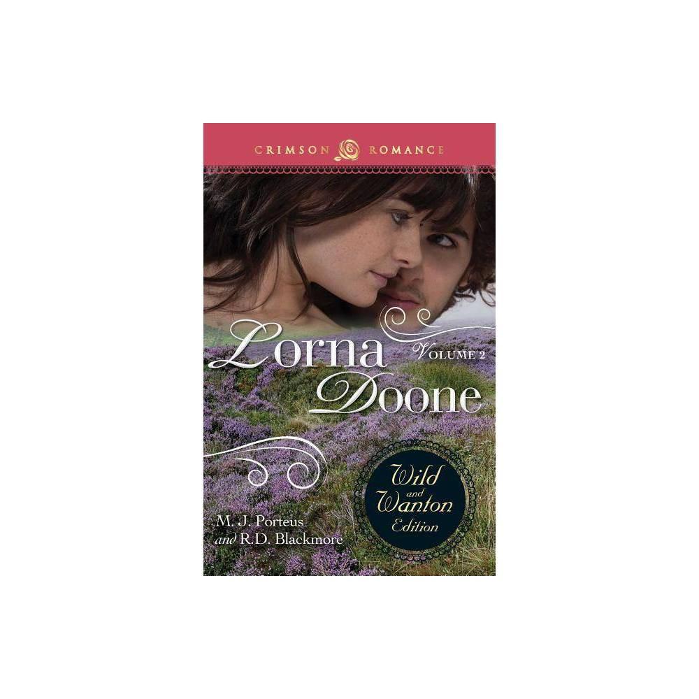 Lorna Doone By M J Porteus R D Blackmore Paperback