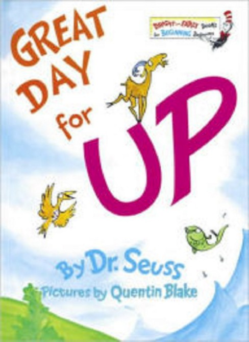 Great Day For Up! by Dr. Seuss - image 1 of 1