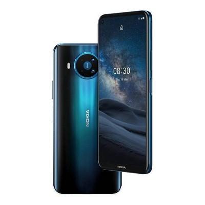 Nokia 8.3 5G (128GB) Unlocked Duos GSM Phone - Blue