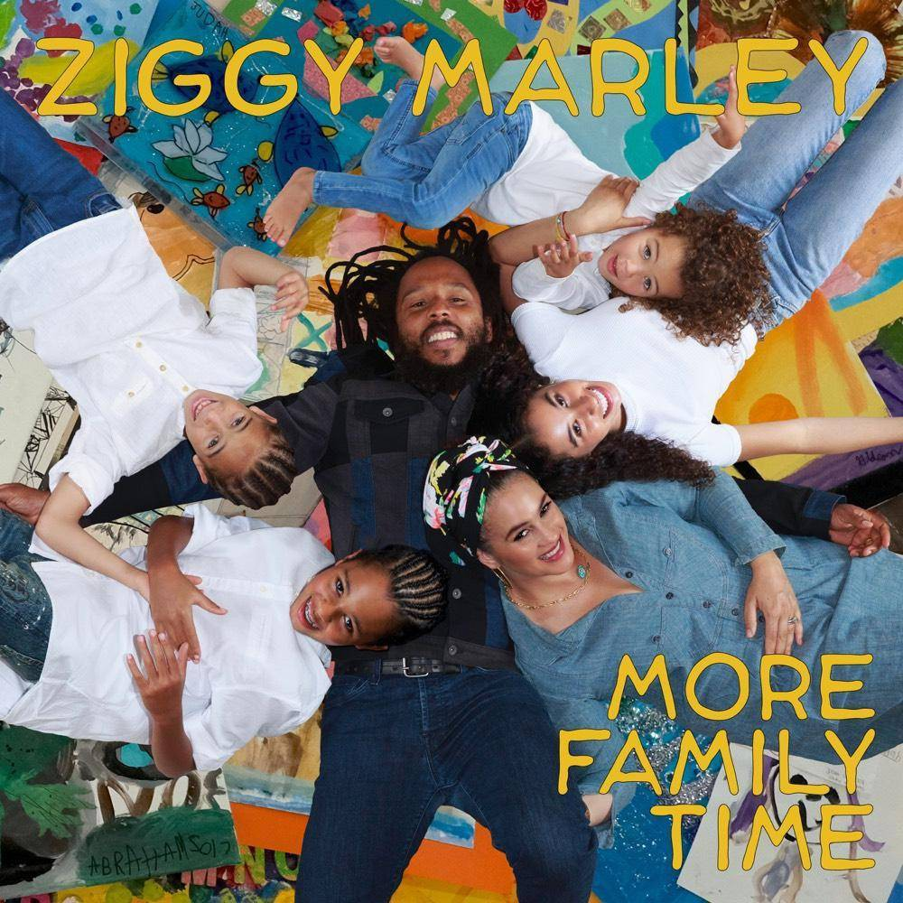 Ziggy Marley More Family Time Cd