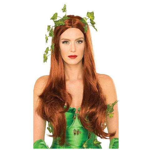 DC Comics Poison Ivy Women's Headband One - Size Fits Most - image 1 of 1