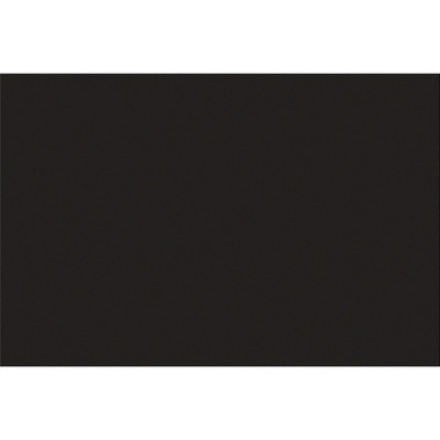 SunWorks Heavyweight Construction Paper, 24 x 36 Inches, Black, 50 Sheets
