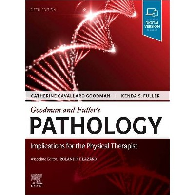 Goodman and Fuller's Pathology - 5th Edition by  Catherine C Goodman & Kenda S Fuller (Hardcover)