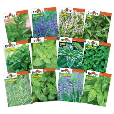 Burpee Ultimate Herb Seed Collection - 12pk