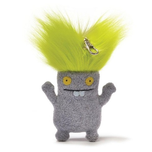 "Ugly Dolls Bad Hair Day 6"" Plush Clip-On: Babo - image 1 of 1"